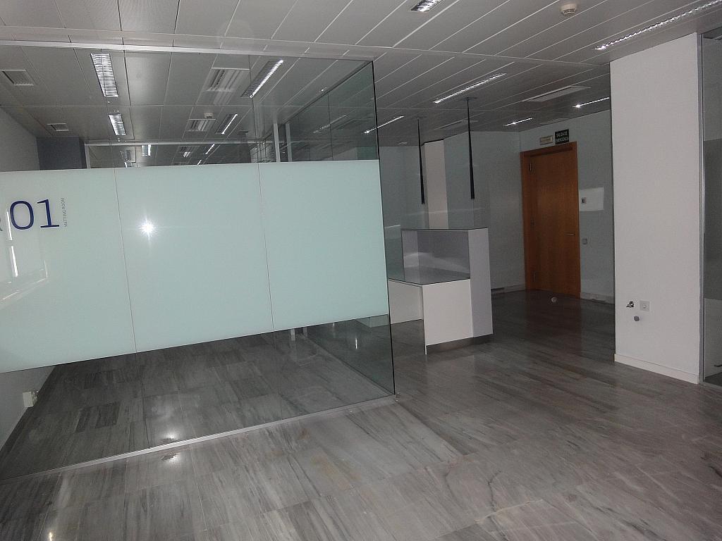 Detalles - Oficina en alquiler en Nervión en Sevilla - 160531360