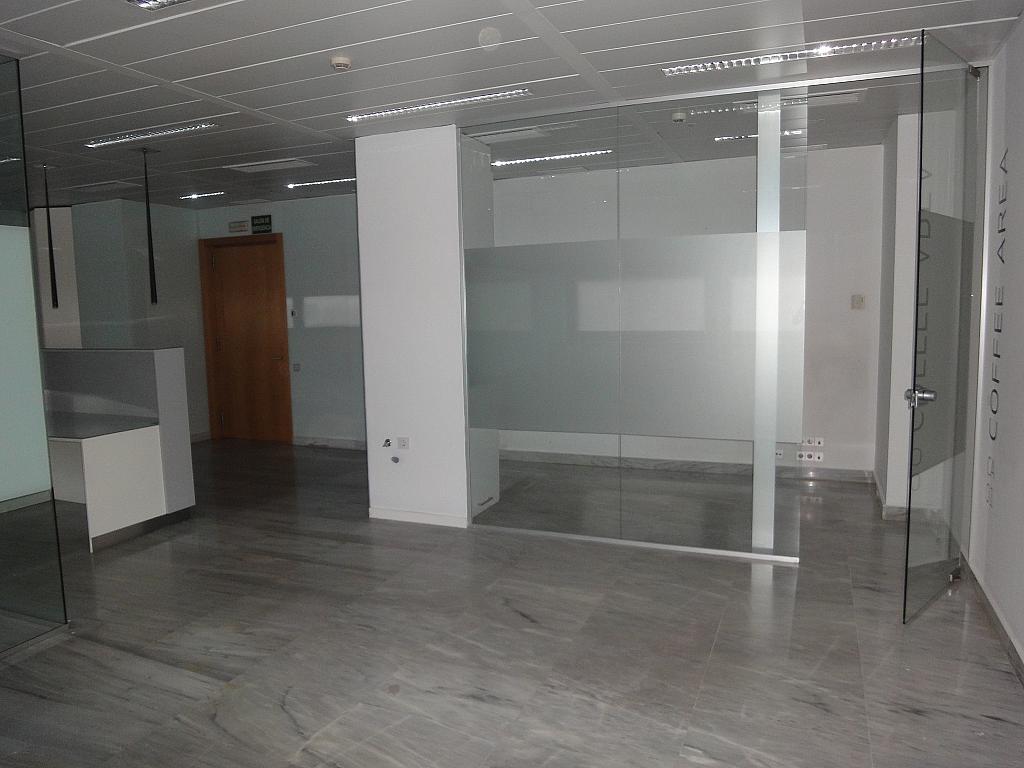 Detalles - Oficina en alquiler en Nervión en Sevilla - 160531367