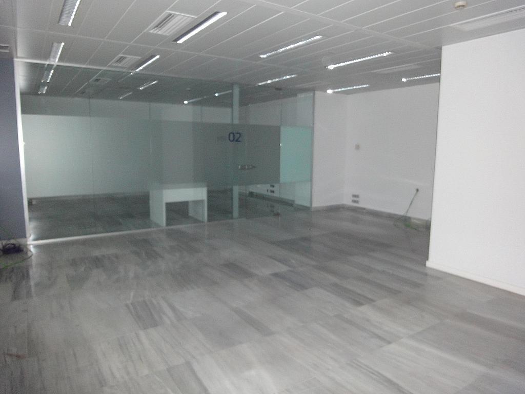 Detalles - Oficina en alquiler en Nervión en Sevilla - 160531384