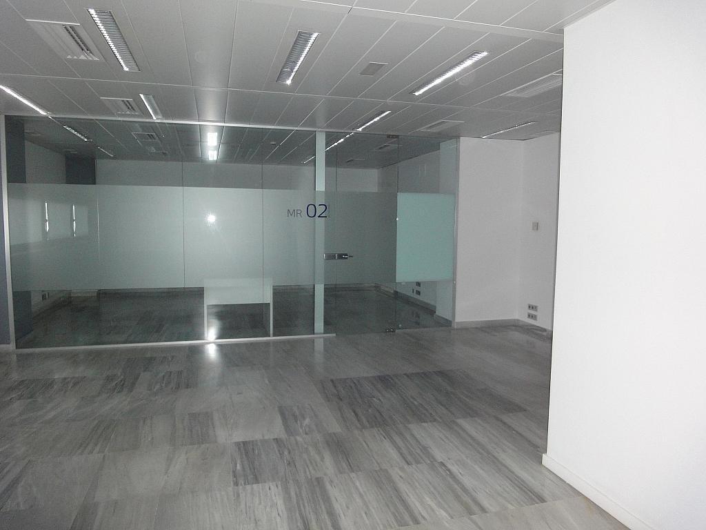 Detalles - Oficina en alquiler en Nervión en Sevilla - 160531420