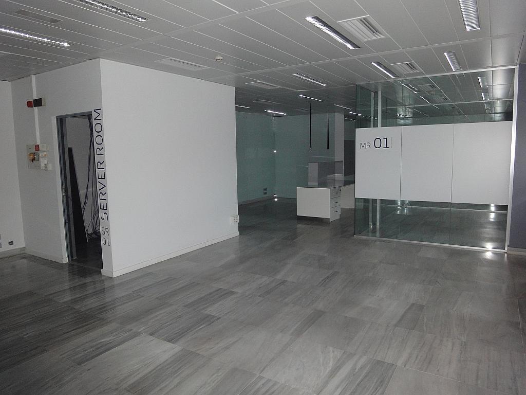 Detalles - Oficina en alquiler en Nervión en Sevilla - 160531435