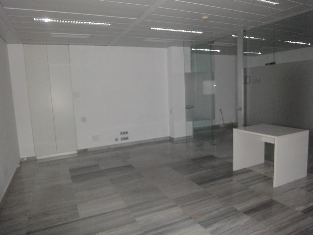 Detalles - Oficina en alquiler en Nervión en Sevilla - 160531436
