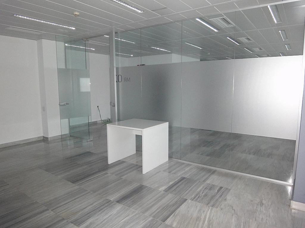 Detalles - Oficina en alquiler en Nervión en Sevilla - 160531437