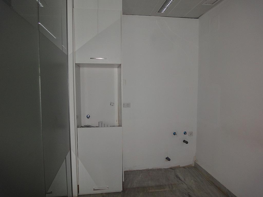 Detalles - Oficina en alquiler en Nervión en Sevilla - 160531439