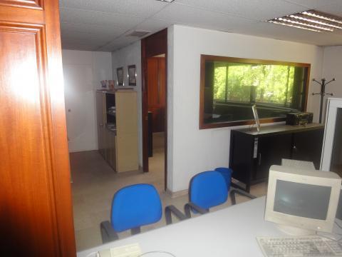 Detalles - Oficina en alquiler en Casco Antiguo en Sevilla - 38679803