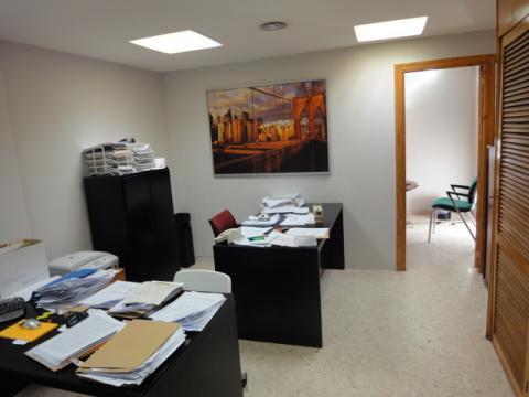 Detalles - Oficina en alquiler en Nervión en Sevilla - 39037525