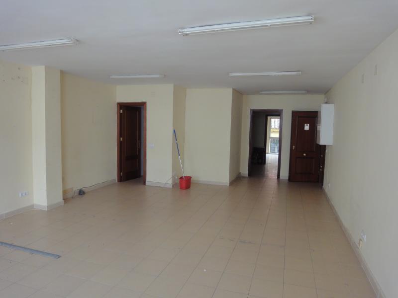 Detalles - Oficina en alquiler en Casco Antiguo en Sevilla - 70229214