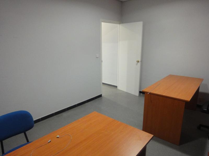 Detalles - Oficina en alquiler en Cruz Roja - Capuchinos en Sevilla - 70229711
