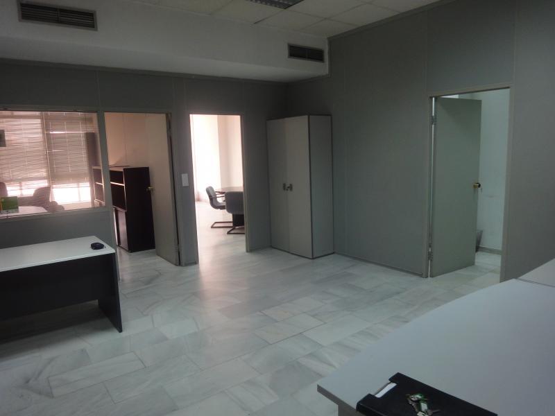 Detalles - Oficina en alquiler en Nervión en Sevilla - 72590752