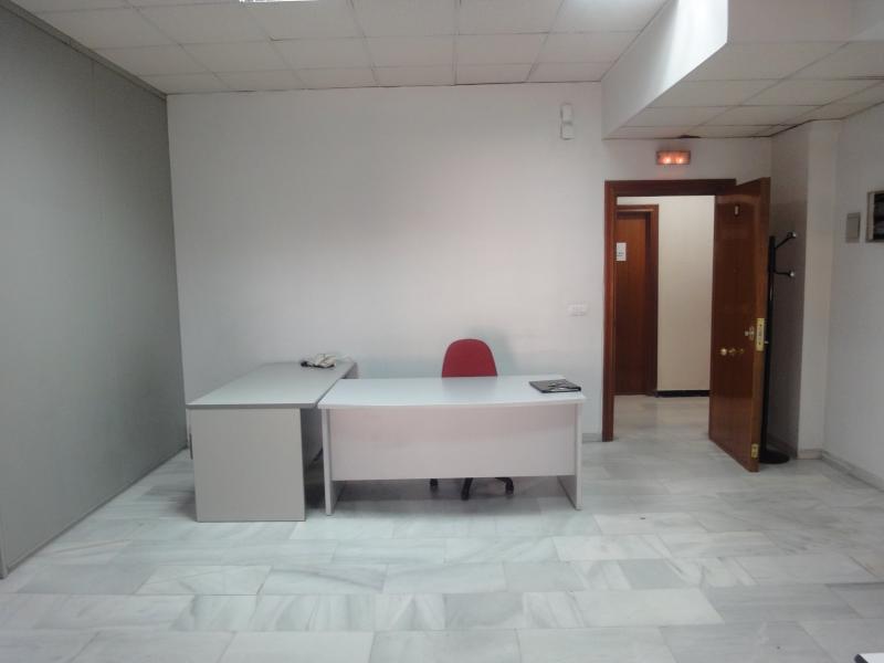 Detalles - Oficina en alquiler en Nervión en Sevilla - 72590807