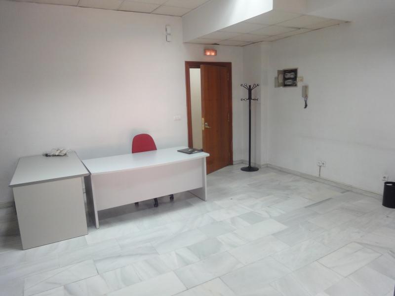 Detalles - Oficina en alquiler en Nervión en Sevilla - 72590844