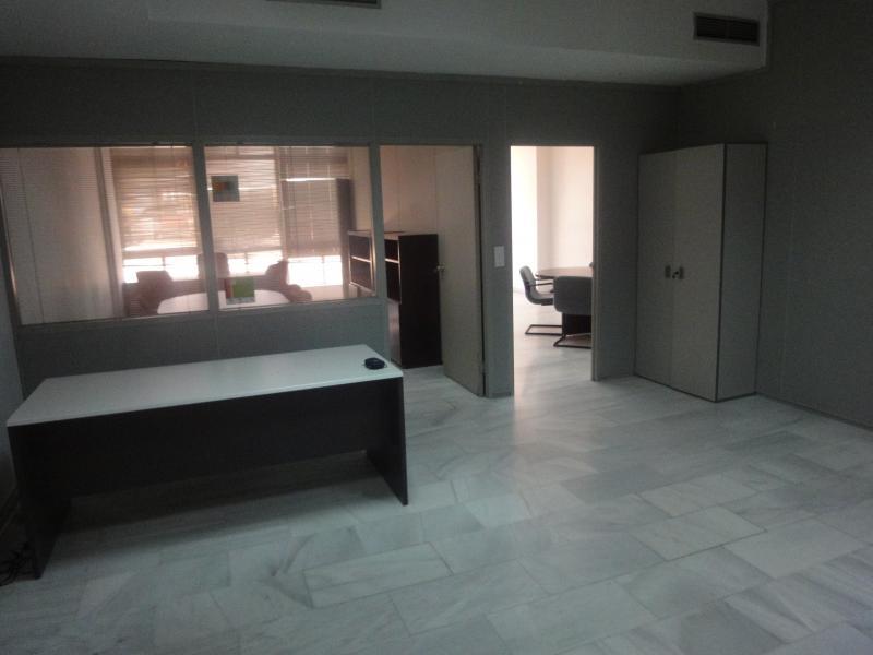 Detalles - Oficina en alquiler en Nervión en Sevilla - 72590863