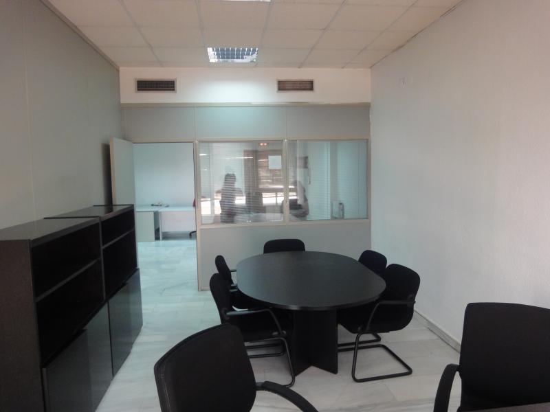 Detalles - Oficina en alquiler en Nervión en Sevilla - 72590889