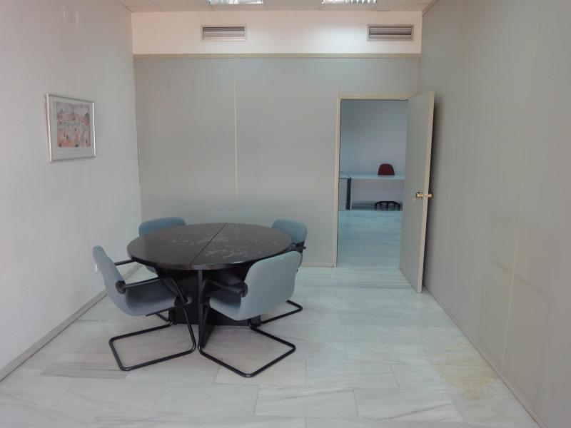 Detalles - Oficina en alquiler en Nervión en Sevilla - 72590922