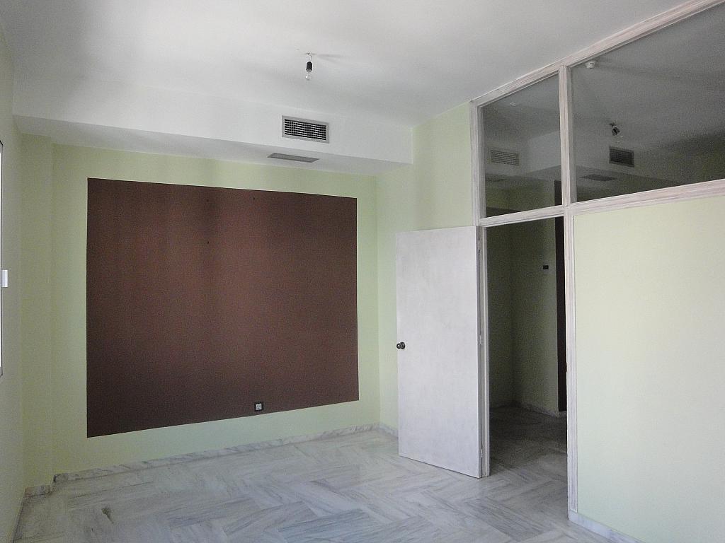 Detalles - Oficina en alquiler en Nervión en Sevilla - 305635067
