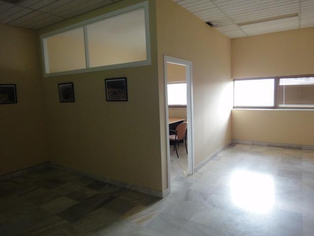 Detalles - Oficina en alquiler en Nervión en Sevilla - 87011338