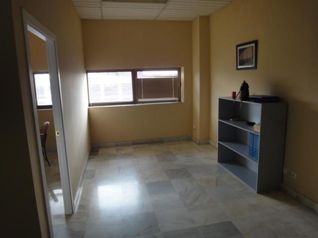 Detalles - Oficina en alquiler en Nervión en Sevilla - 87011353