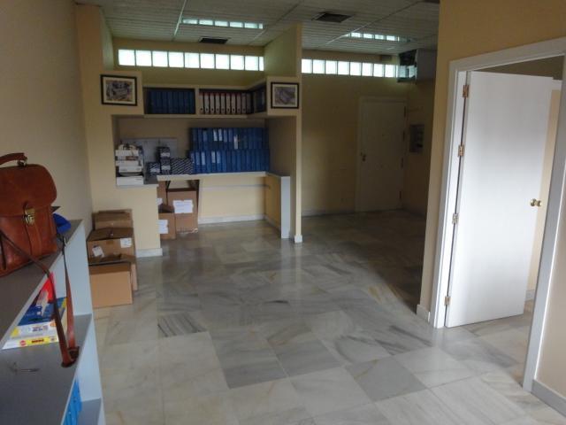 Detalles - Oficina en alquiler en Nervión en Sevilla - 87011355