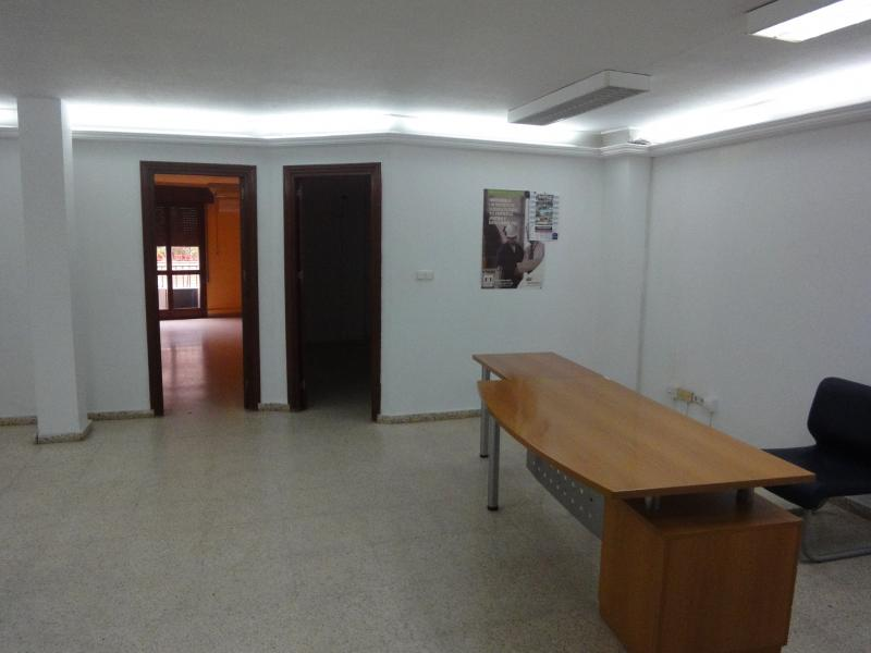 Detalles - Oficina en alquiler en Arenal en Sevilla - 89590192