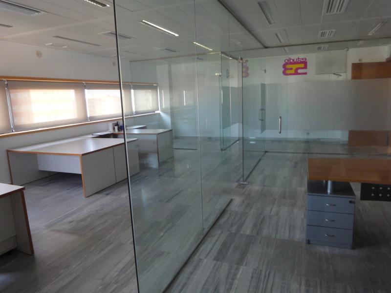 Detalles - Oficina en alquiler en Nervión en Sevilla - 89966719
