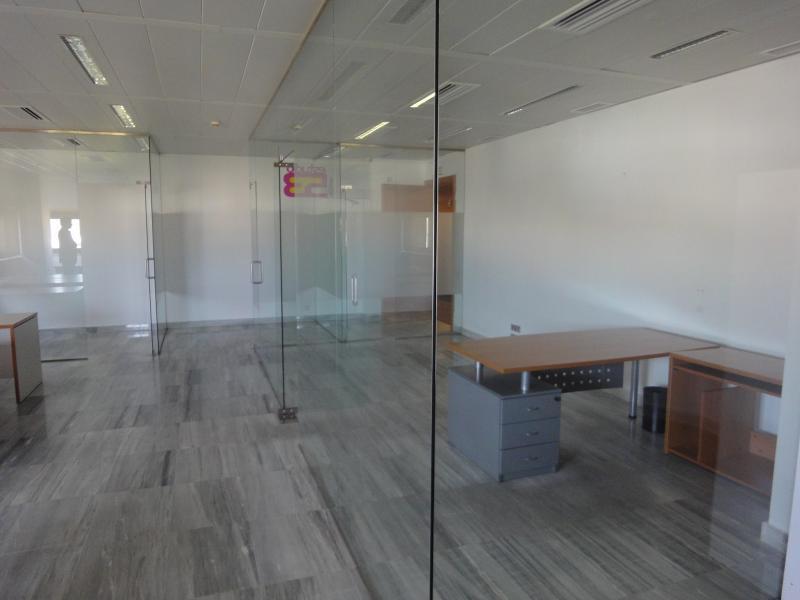 Detalles - Oficina en alquiler en Nervión en Sevilla - 89966729