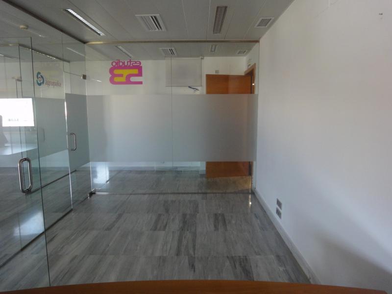 Detalles - Oficina en alquiler en Nervión en Sevilla - 89966745