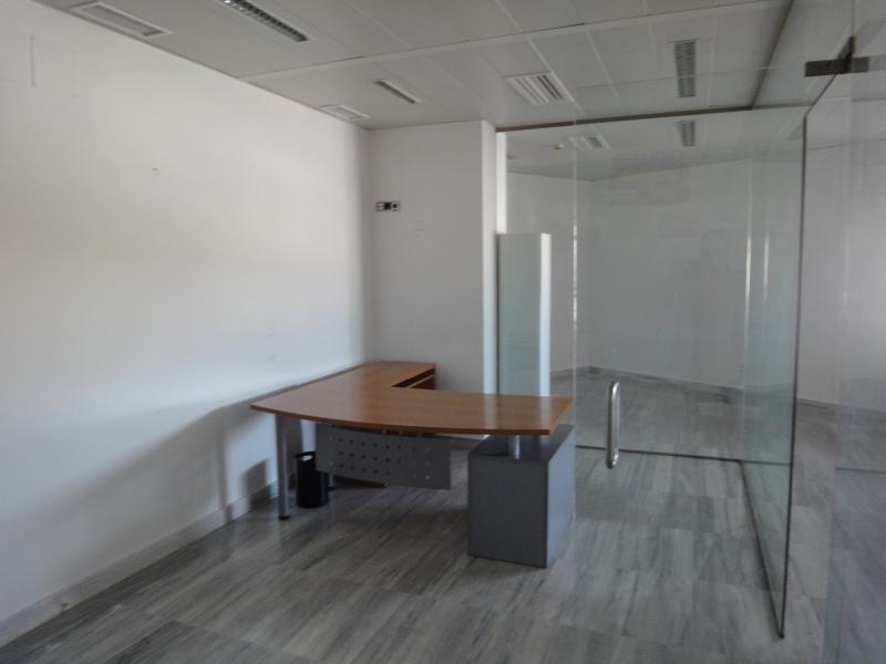 Detalles - Oficina en alquiler en Nervión en Sevilla - 89966759
