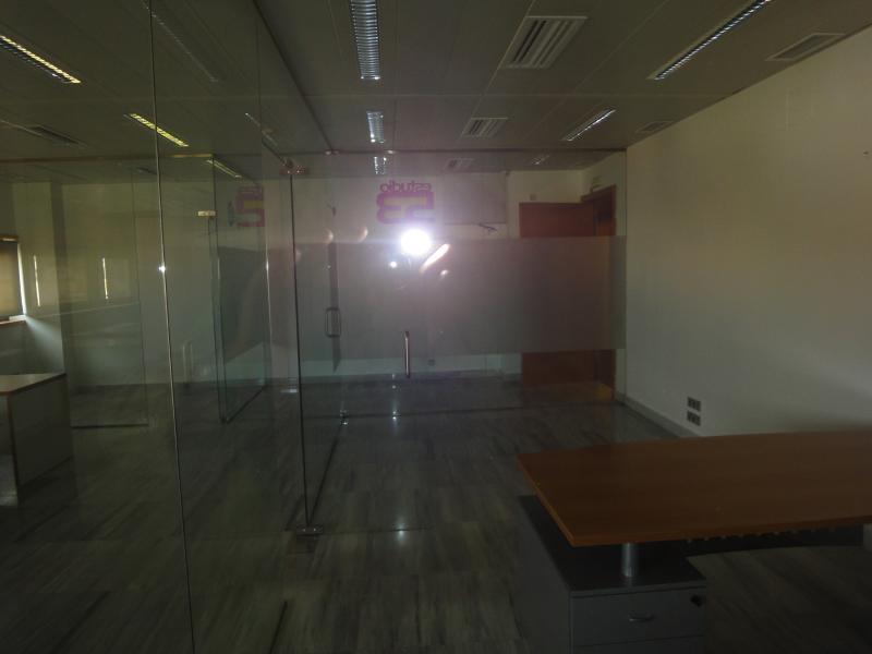 Detalles - Oficina en alquiler en Nervión en Sevilla - 89966824