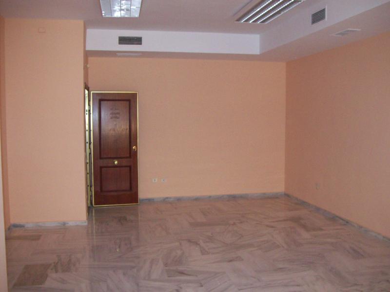 Detalles - Oficina en alquiler en Nervión en Sevilla - 89967519