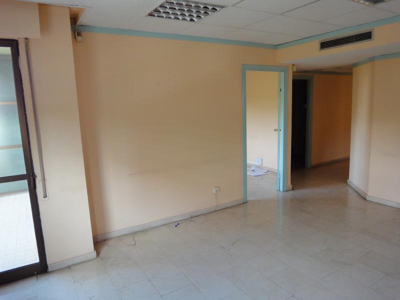 Detalles - Oficina en alquiler en Nervión en Sevilla - 100361027
