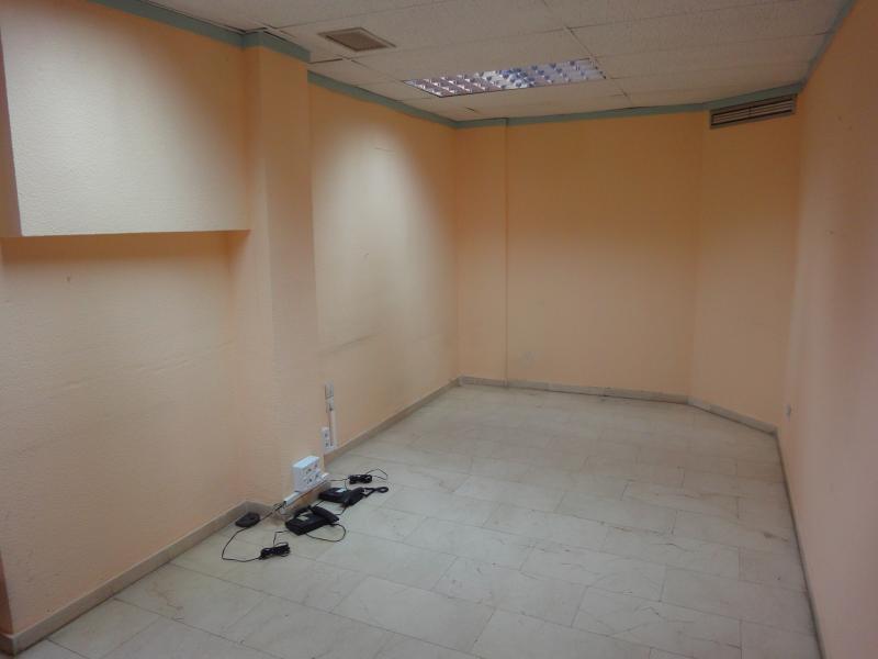 Detalles - Oficina en alquiler en Nervión en Sevilla - 100361046