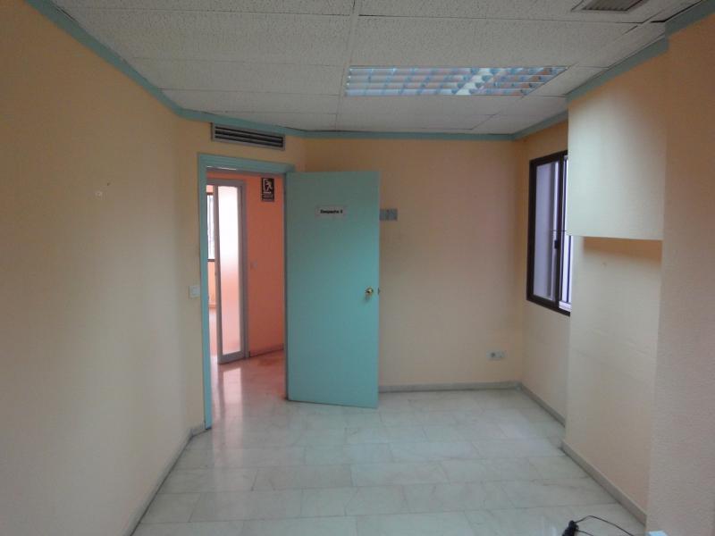 Detalles - Oficina en alquiler en Nervión en Sevilla - 100361048