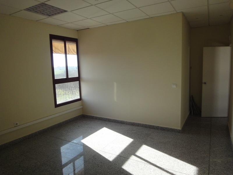 Detalles - Oficina en alquiler en Nervión en Sevilla - 120078208