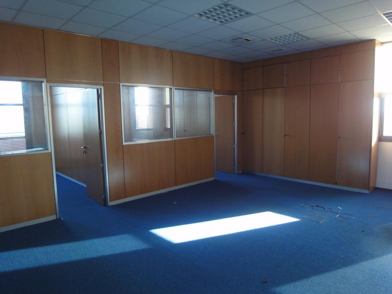 Detalles - Oficina en alquiler en Nervión en Sevilla - 120078407