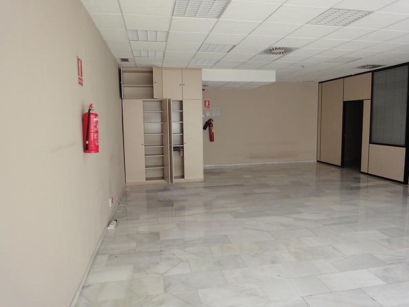 Detalles - Oficina en alquiler en Nervión en Sevilla - 120080479
