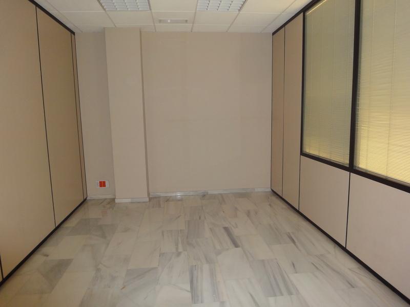 Detalles - Oficina en alquiler en Nervión en Sevilla - 120080480