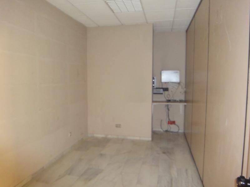 Detalles - Oficina en alquiler en Nervión en Sevilla - 120080482
