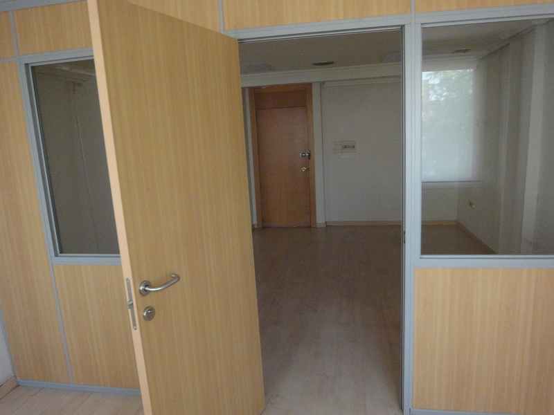 Detalles - Oficina en alquiler en Nervión en Sevilla - 120257727