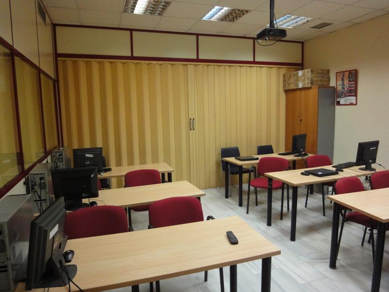 Detalles - Oficina en alquiler en Nervión en Sevilla - 120330093