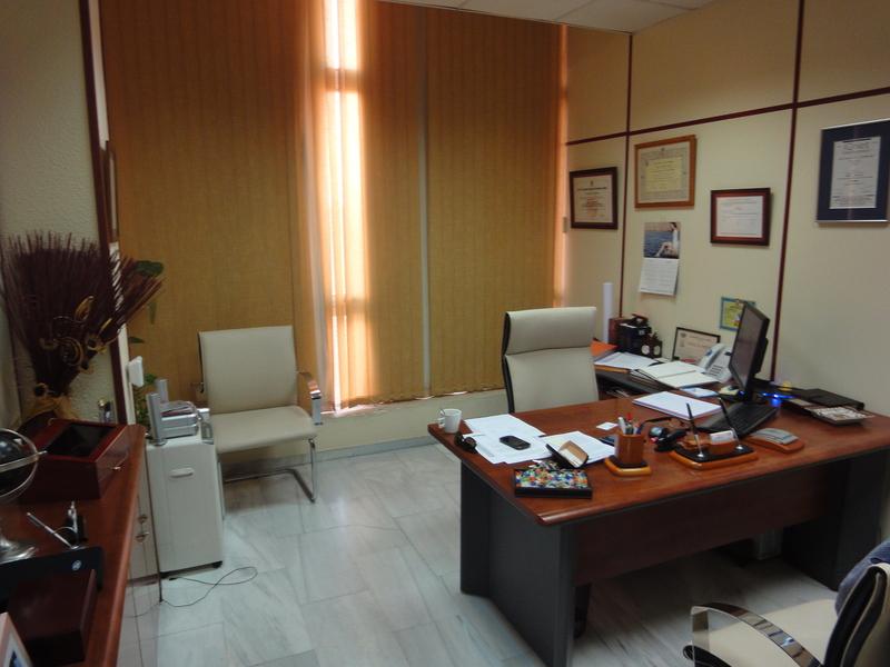 Detalles - Oficina en alquiler en Nervión en Sevilla - 120330115