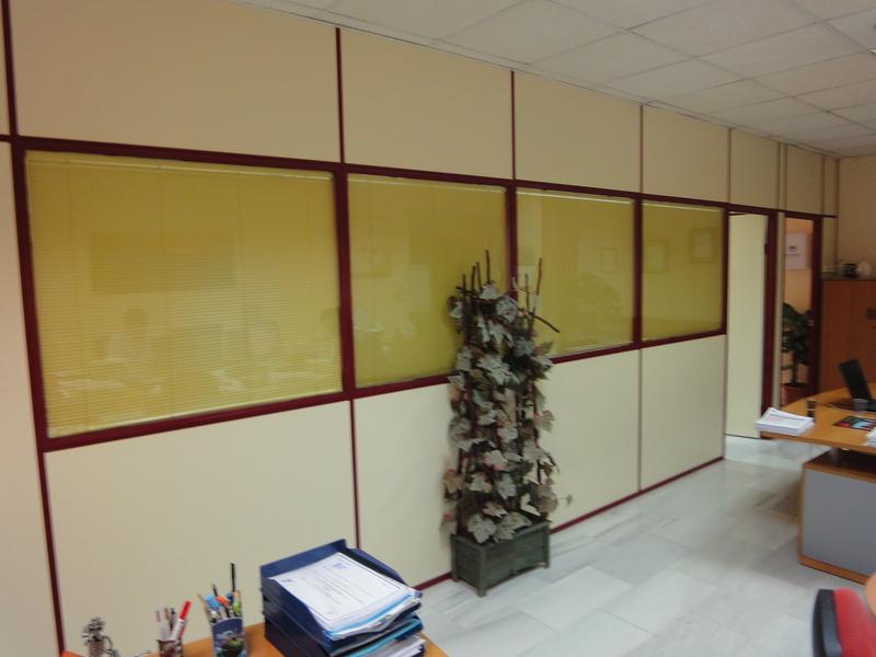 Detalles - Oficina en alquiler en Nervión en Sevilla - 120330127