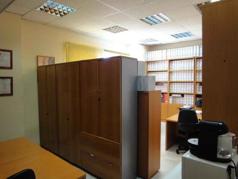 Detalles - Oficina en alquiler en Nervión en Sevilla - 120330137