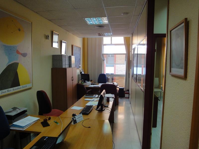Detalles - Oficina en alquiler en Nervión en Sevilla - 120330144