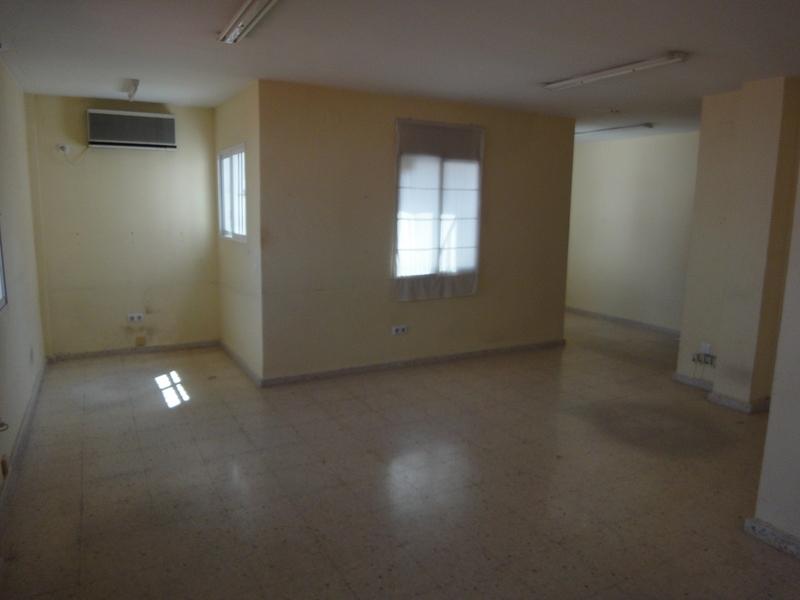 Detalles - Oficina en alquiler en Casco Antiguo en Sevilla - 120330380
