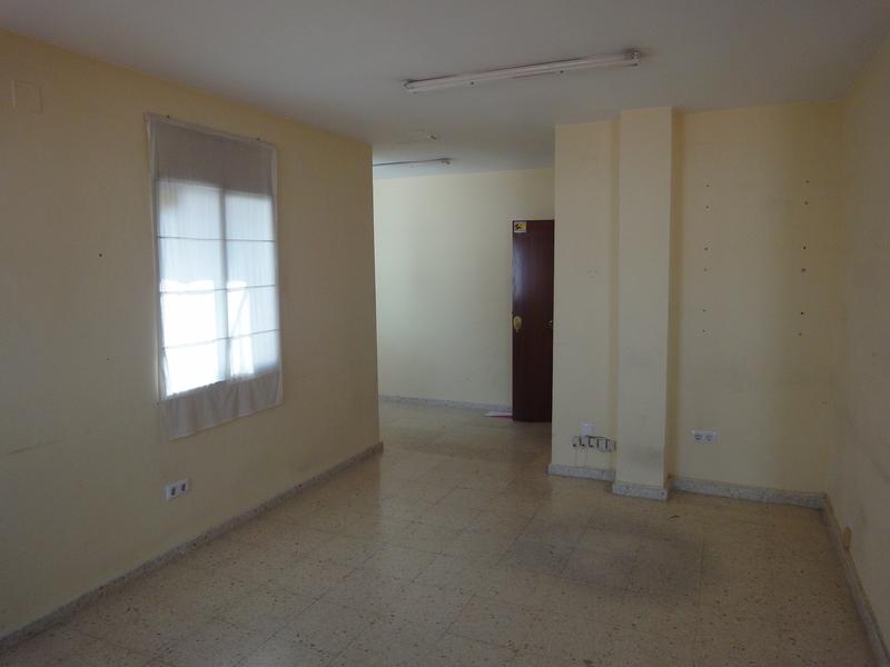 Detalles - Oficina en alquiler en Casco Antiguo en Sevilla - 120330388