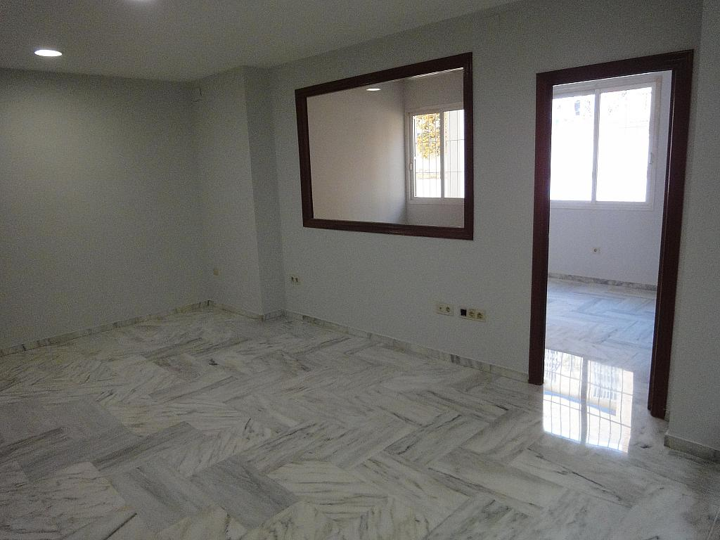 Detalles - Oficina en alquiler en Nervión en Sevilla - 124974535