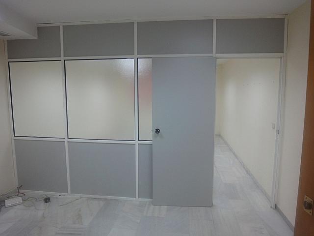 Detalles - Oficina en alquiler en Nervión en Sevilla - 128072460