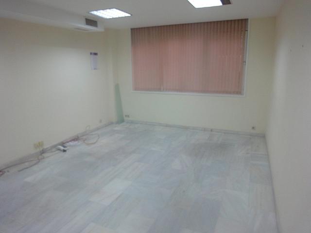 Detalles - Oficina en alquiler en Nervión en Sevilla - 128072462