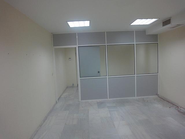 Detalles - Oficina en alquiler en Nervión en Sevilla - 128072463