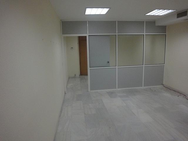 Detalles - Oficina en alquiler en Nervión en Sevilla - 128072464
